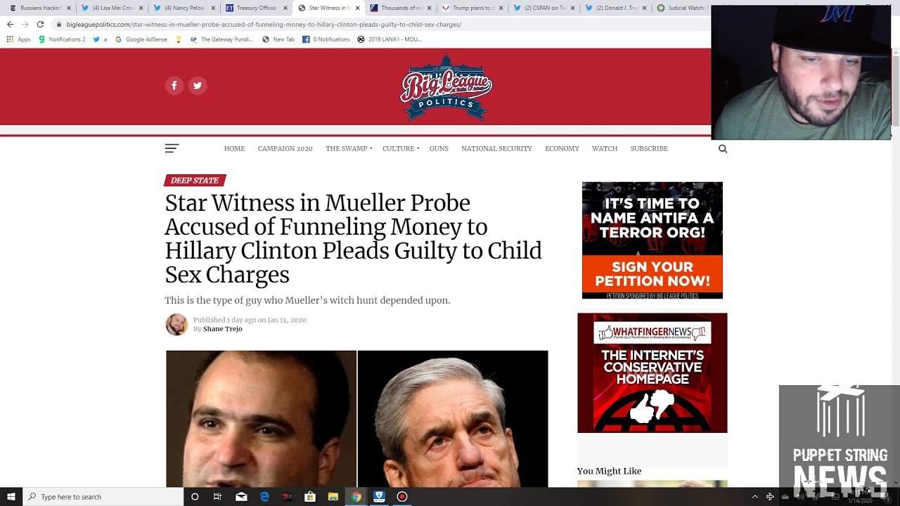 Two individuals involved in Trump coup plea guilty to crimes, Awan IT scandal going to Federal Court