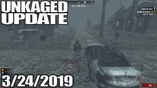 STREAMING 7 DAYS TO DIE & NEW 7 DAYS SERIES COMING | UnKaged Update | 3/24/2019