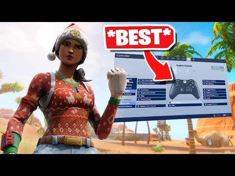 NEW *BEST* Fortnite Controller Settings/Sensitivity | Xbox Controller On PC Ghost Innocents Settings