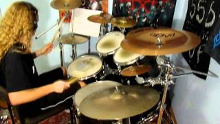 Malevolent Creation - Manic Demise - Simon Škrlec (drum cover)