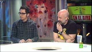 En el aire - Goyo Jiménez visita a Buenafuente