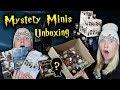 Harry Potter Funko Mystery Minis Vinyl Figure Box Opening!