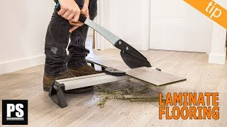 Apartment Renovation Ep.1 / How to lay Laminate Flooring
