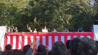先日23日那谷寺で行われた、1300年大祭の『餅まき』です☆ なんと!この...