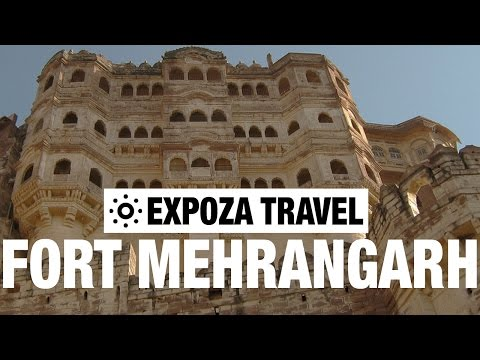 Fort Meherangarh Vacation Travel Video Guide