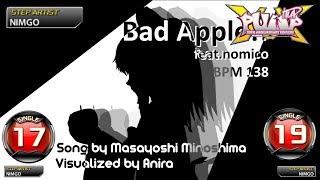 [PUMP IT UP XX] Bad Apple(배드 애플) S17 & S19