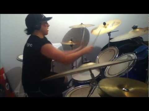 Kreator- Love Us Or Hate Us (Drum cover by Nekrox) mp3
