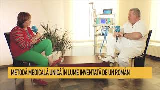 Tratament revoluționar inventat de un doctor român - Laserul care activează celule stem - 1