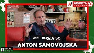 A1 Nogometni Podcast #50 Q&A 50 - Anton Samovojska