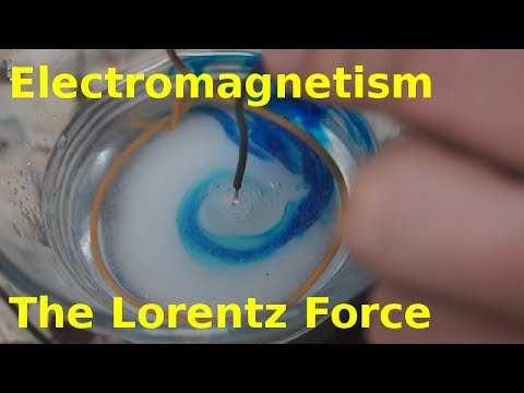 The Lorentz Force