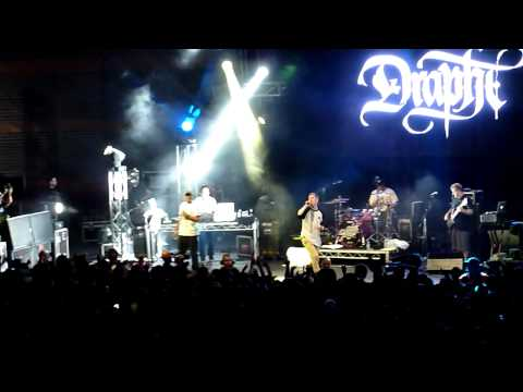 """Drapht """"Where Yah From"""" Sprung Festival 15 Oct 2011"""