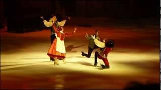 """Ледовое шоу """"Ромео и Джульетта"""". Накануне бала. Слуги веселятся."""