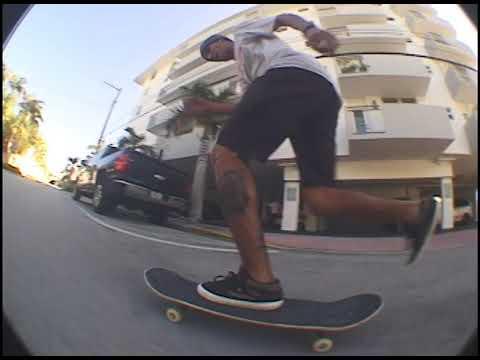 JT VX CLIPS Miami Skateboarding- Filmed by Matt
