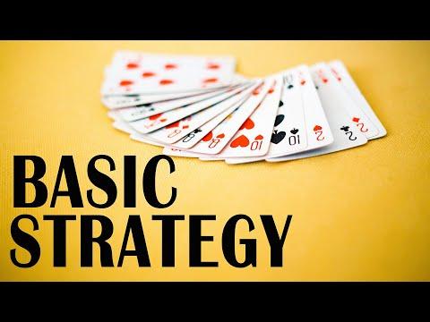 Explaining Basic Strategy Blackjack