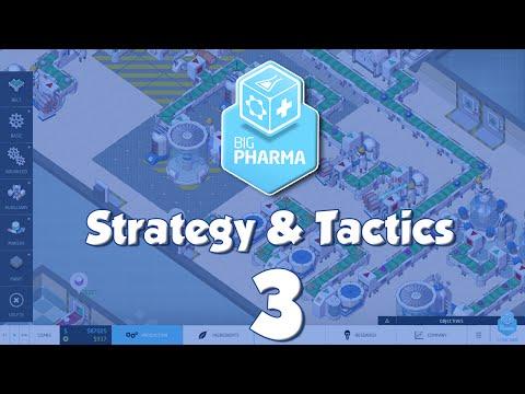 Big Pharma Strategy & Tactics 3: Invasion