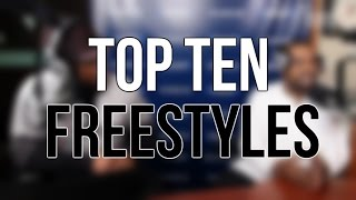 Video Top Ten Sway In The Morning Freestyles download MP3, 3GP, MP4, WEBM, AVI, FLV Juni 2018