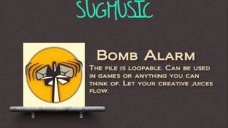 Bomb Siren Sound Effect
