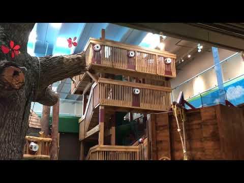 Adventure VLOG #4 - Oklahoma Science Museum
