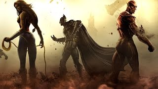 Injustice: Gods Among Us PC GTX660 Gameplay HIGH settings