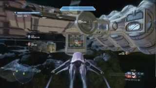 Halo 4 - Spaceship War