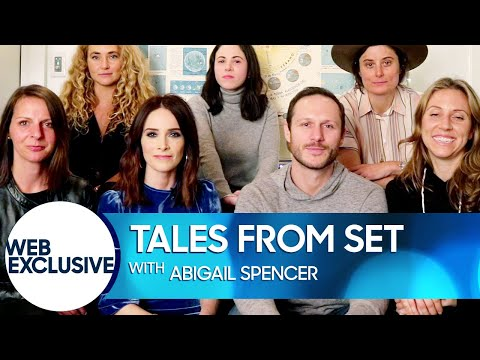 Tales from Set: Abigail Spencer