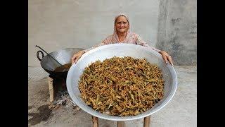 Kurkuri Bhindi Recipe   How to Make Crispy Okra   Crispy Okra Bhindi Kurkuri   Okra or Bhindi Fry