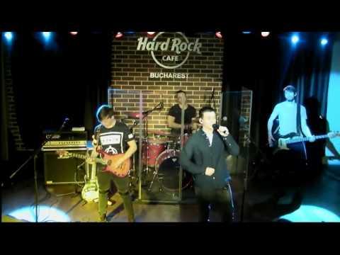 The Motans - Ctrl Alt Del (live at Hard Rock Cafe)