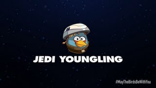 Angry Birds Star Wars 2 character reveals: Jedi Youngling