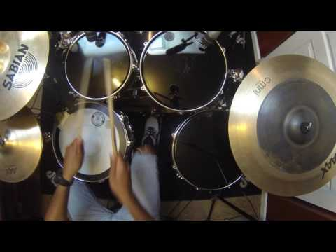 Christina Aguilera | Telepathy feat  Nile Rodgers Drum Cover