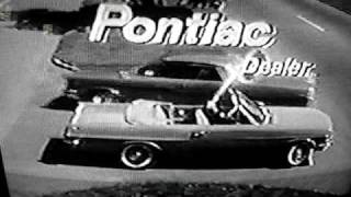 Pontiac Brought to You By Commercial 1963