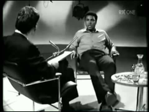 Muhammad (Mohammed) Ali : Interview in Ireland (July 1972) [FULL]