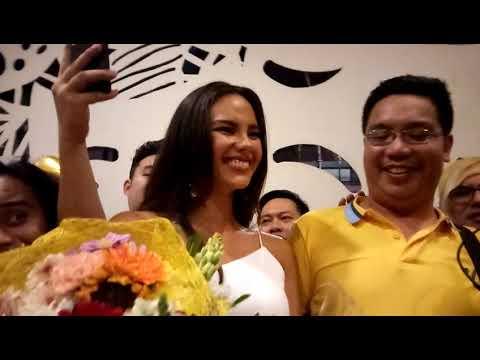 Binibining Pilipinas 2018 - Catriona Gray (Top 40 Finalist)