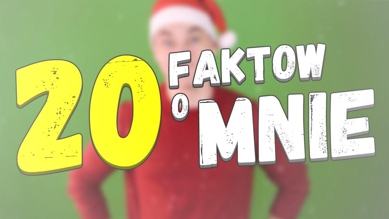 20 FAKTÓW O MNIE?! | LJay