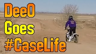 #CaseLife | DeeO Cases a Table Top | Jewell MX