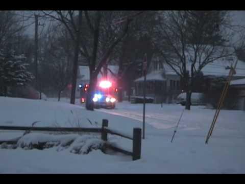 Arlington Heights Paramedic Call: Running Hot, But Quiet
