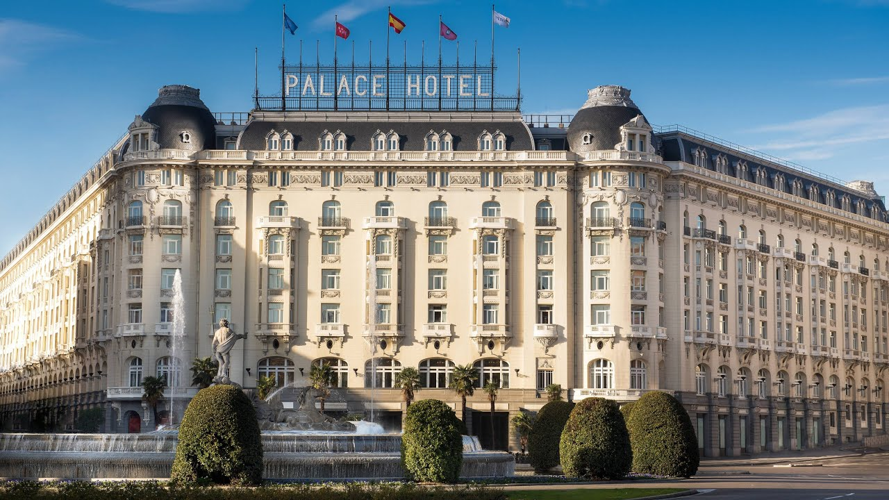 The westin palace madrid spain impressions review Hoteles en madrid espana