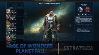 Vídeo Age of Wonders: Planetfall