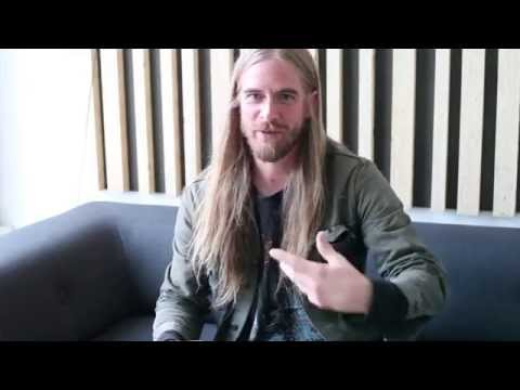"BLOODBATH - Interview with Martin ""Axe"" Axenrot at Copenhell 2015"