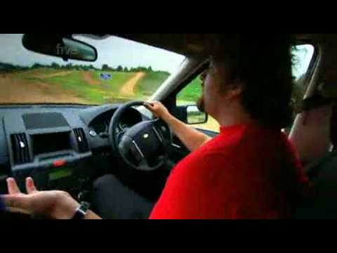 Fifth Gear - Landrover  Freelander 2 VS Subaru For