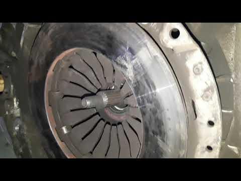 Жженое сцепление шевроле круз