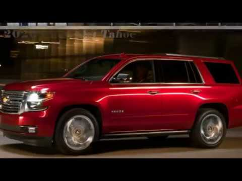 2020 Chevrolet Tahoe Youtube