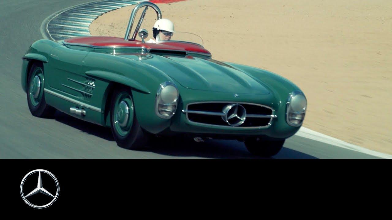 The sls project reviving a classic mercedes benz race car for Mercedes benz race car