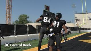 #MIZCamp18:  Scrimmage #1 Play of the Day