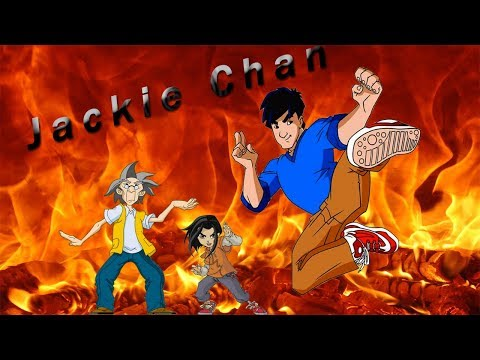 Jackie Chan LIVE#03 Hora do RAGE