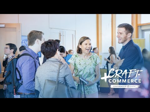 Craft & Commerce 2018 Highlights - A Conference by ConvertKit