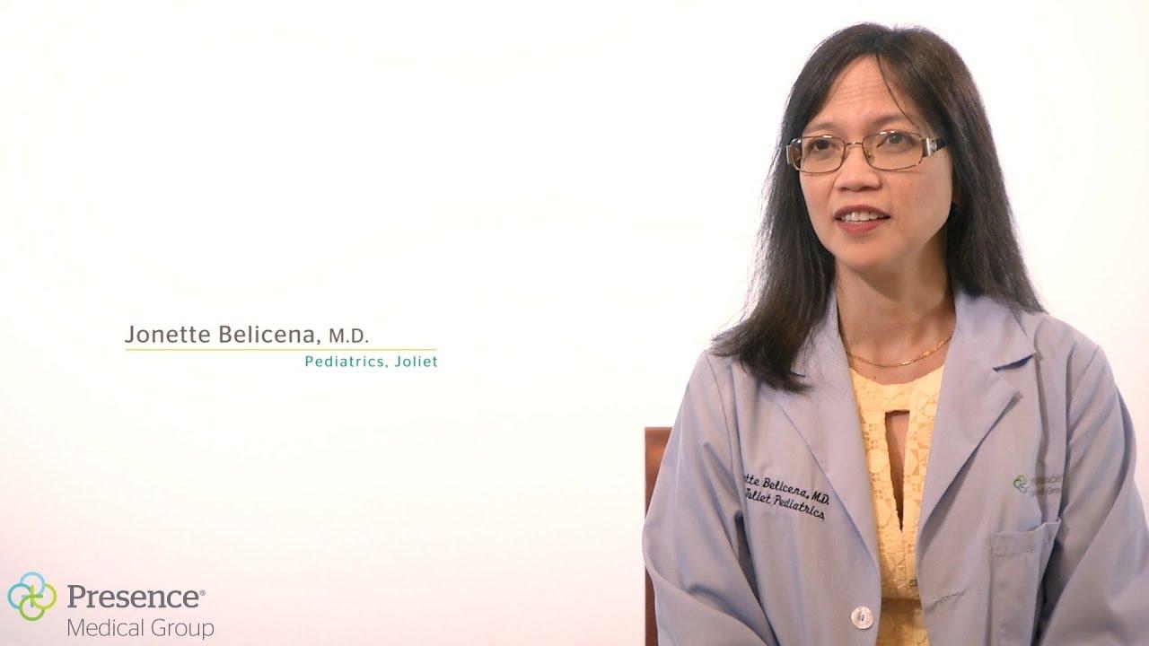 Jonette Belicena, MD - Joliet, IL - Pediatrics - Jonette P