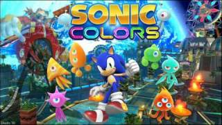 "Sonic Colors ""Terminal Velocity Act 1"" Music"
