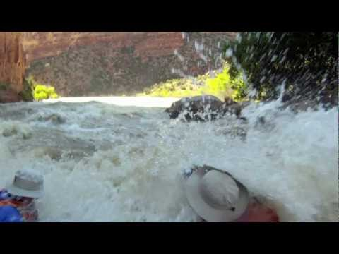 Yampa River Rafting- Warm Springs 2011