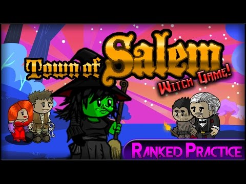 Town of Salem (Witch Game) | TRICKING THE TOWN! (Ranked Practice) w/ Miss Medi