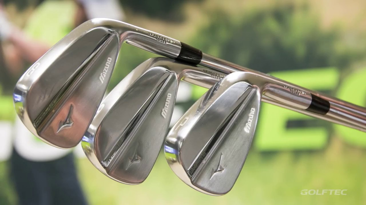 REVIEW: Mizuno MP-18 irons - YouTube
